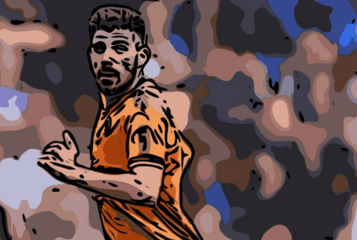 Ruben Neves Wolves Man City Tactical Analysis Statistics