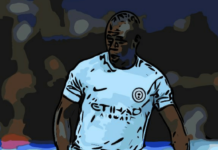 Benjamin Mendy Manchester City Tactical Analysis