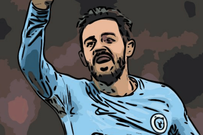Bernardo Silva Manchester City Tactical Analysis