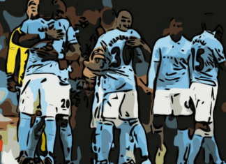 Manchester City Champions League Group F Analysis Statistics