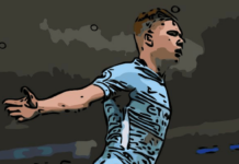Kevin De Bruyne Manchester City Tactical Analysis Statistics