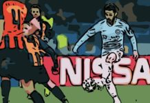 Manchester City Shakhtar Donetsk Champions League Tactical Analysis Analysis