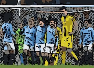Manchester City Burton EFL Cup Tactical Analysis Statistics