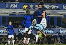 Manchester City Everton Premier League Tactical Analysis Statistics