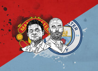 Premier League 2018/19 Manchester United Manchester City tactical analysis