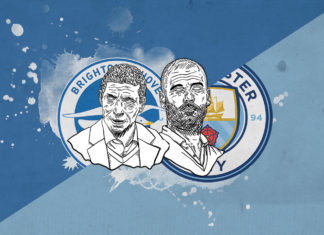 Premier League 2018/19: Brighton vs Man CIty Tactical Analysis Statistics